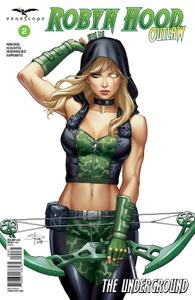 Robyn Hood: Outlaw #2 The Underground