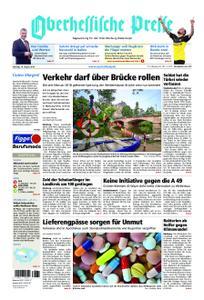 Oberhessische Presse Marburg/Ostkreis - 10. August 2019
