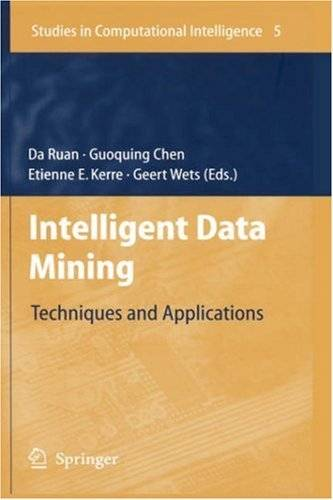 Intelligent Data Mining: Techniques and Applications