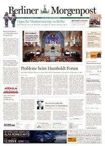 Berliner Morgenpost – 10. November 2018