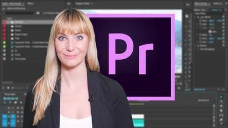 Adobe Premiere Pro CC: Complete A Video Editing Project