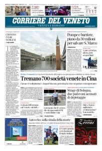 Corriere del Veneto Vicenza e Bassano – 12 febbraio 2020