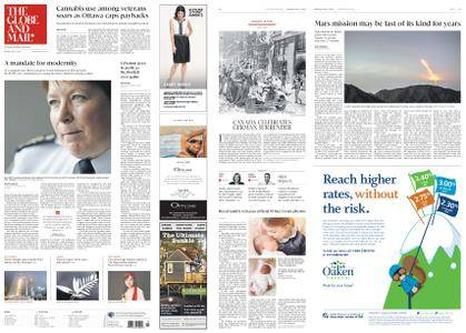 The Globe and Mail – May 07, 2018