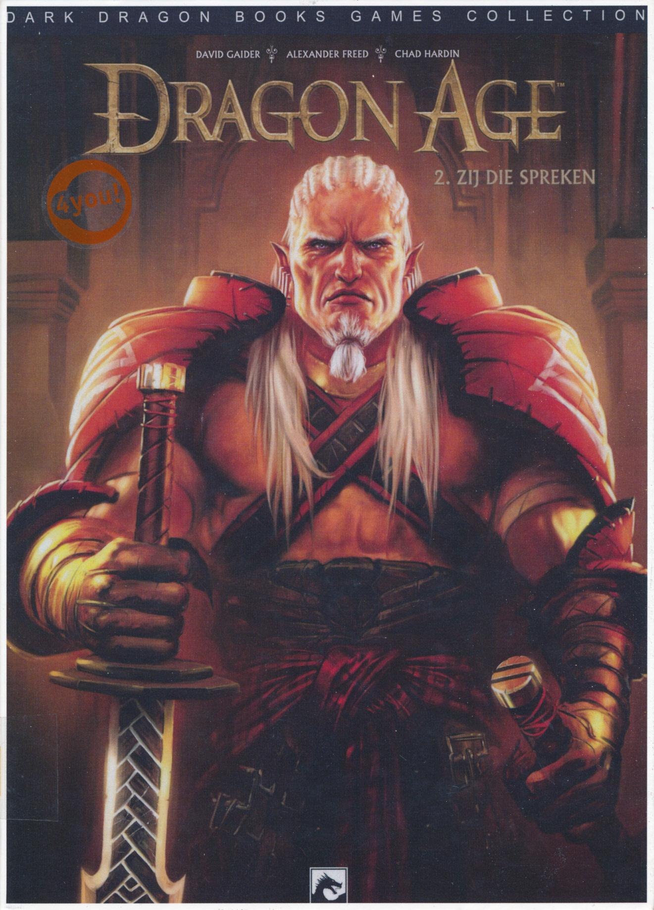 Dragon Age - 02 - Zij Die Spreken