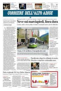Corriere dell'Alto Adige - 13 Dicembre 2017