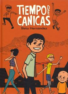 Tiempo de canicas, de Beto Hernández
