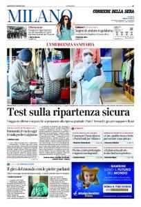 Corriere della Sera Milano – 23 aprile 2020