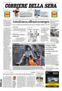 Corriere della Sera - 11 Aprile 2021