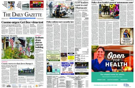 The Daily Gazette – July 02, 2020