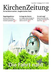 KirchenZeitung für das Bistum Aachen – 05. Juli 2020