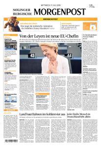 Solinger Morgenpost – 17. Juli 2019