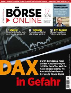 Börse Online – 23. April 2020