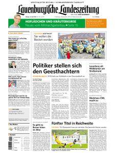 Lauenburgische Landeszeitung - 16. April 2018