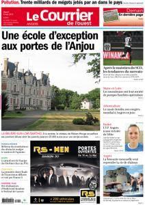 Le Courrier de l'Ouest Angers - 08 mai 2018