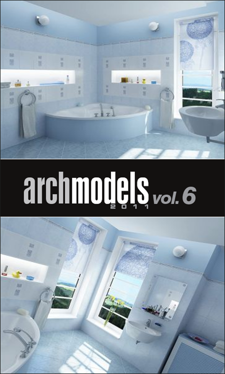 Evermotion – Archmodels vol  6 / AvaxHome