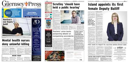 The Guernsey Press – 03 September 2019