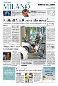 Corriere della Sera Milano – 23 settembre 2019