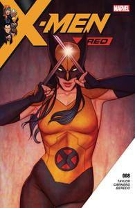 X-Men Red 008 2018 Digital Zone