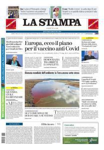 La Stampa Torino Provincia e Canavese - 5 Giugno 2020