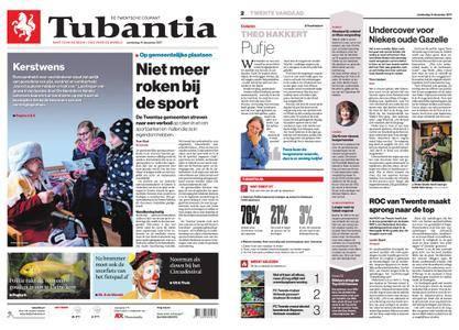 Tubantia - Enschede – 14 december 2017