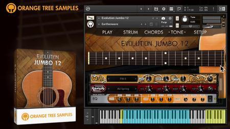 Orange Tree Samples - Evolution Jumbo 12 KONTAKT