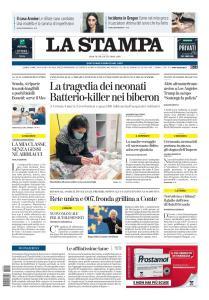 La Stampa Torino Provincia e Canavese - 2 Settembre 2020