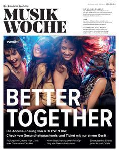 MusikWoche – 16. August 2021
