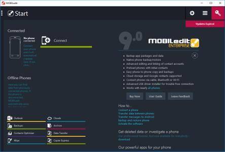 MOBILedit! Enterprise 10.1.0.25985