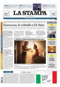 La Stampa Torino Provincia e Canavese - 22 Novembre 2019