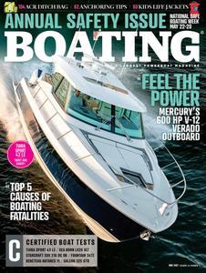 Boating - May 2021