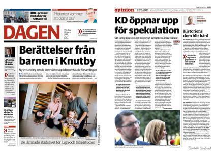 Dagen Sverige – 26 mars 2019