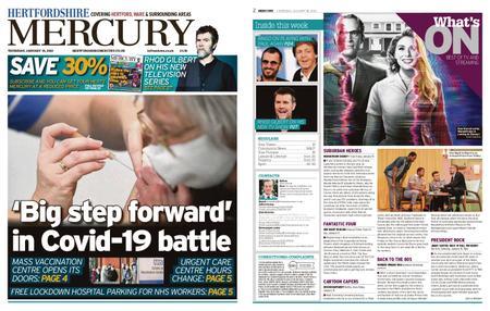 Hertfordshire Mercury – January 14, 2021