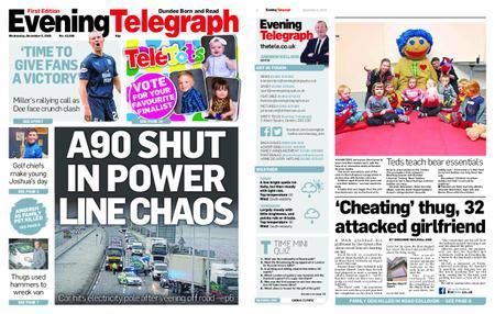 Evening Telegraph First Edition – December 05, 2018