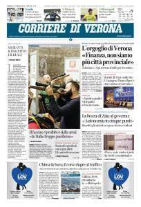 Corriere di Verona - 11 Febbraio 2018