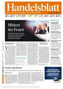 Handelsblatt - 30. September 2015