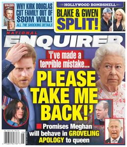 National Enquirer – February 24, 2020