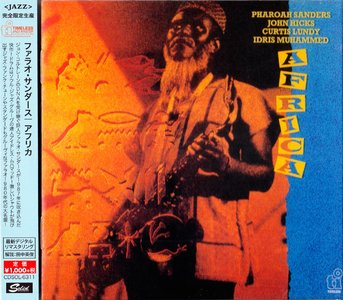 Pharoah Sanders - Africa (1987) {2015 Japan Timeless Jazz Master Collection Complete Series CDSOL-6311}