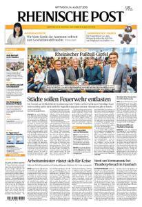 Rheinische Post – 14. August 2019