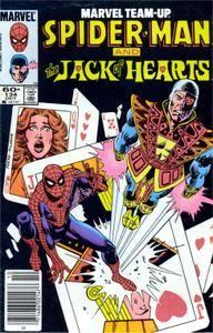 Marvel Team-Up v1 134 1983