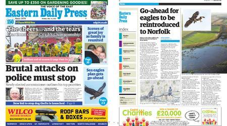 Eastern Daily Press – May 10, 2021