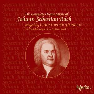 Christopher Herrick - Bach: The Complete Organ Music (2002) (16 CDs Box Set)