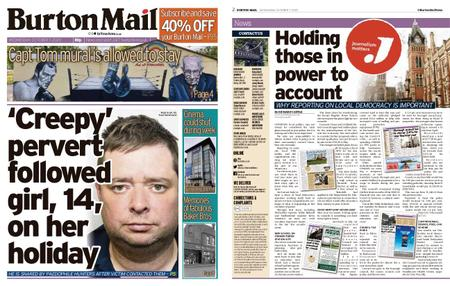 Burton Mail – October 07, 2020