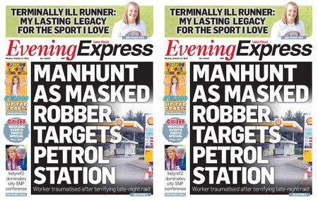 Evening Express – October 14, 2019