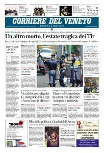 Corriere del Veneto Padova e Rovigo - 8 Agosto 2018