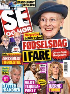 SE og HØR – 11. marts 2020