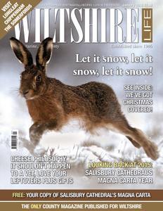 Wiltshire Life - January 2016