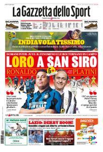La Gazzetta dello Sport Puglia – 16 gennaio 2021