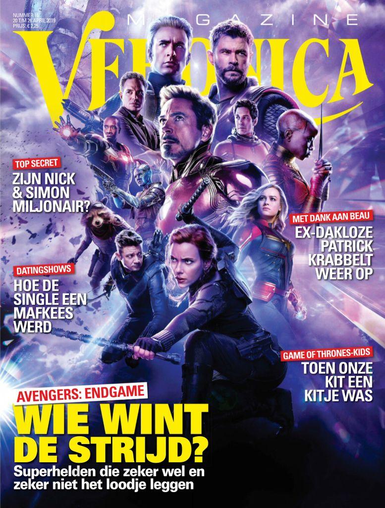 Veronica Magazine - 26 april 2019