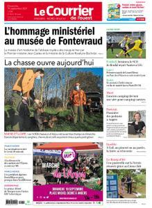 Le Courrier de l'Ouest Angers – 19 septembre 2021