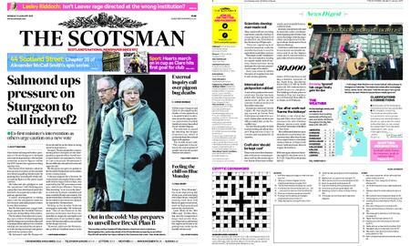 The Scotsman – January 21, 2019